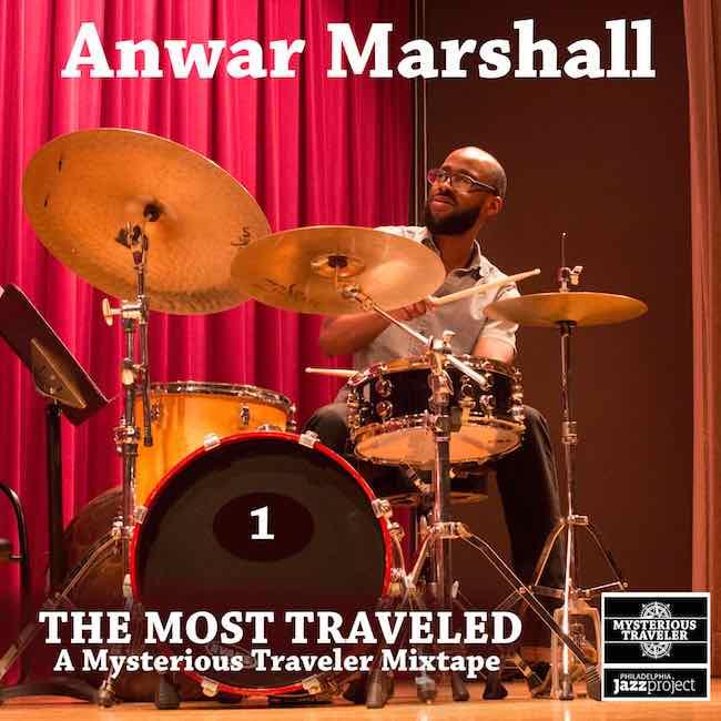Anwar Marshall Mixtape Cover