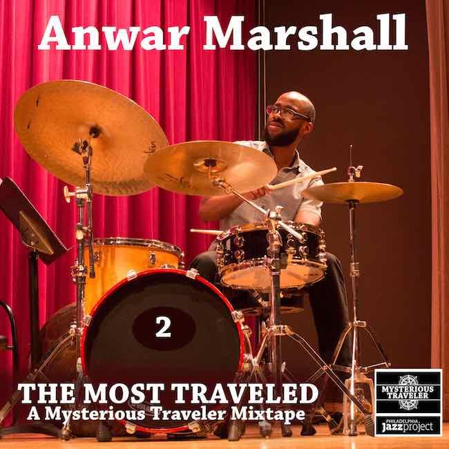Anwar Marshall Mixtape 2 Cover
