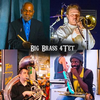 Big Brass 4tet