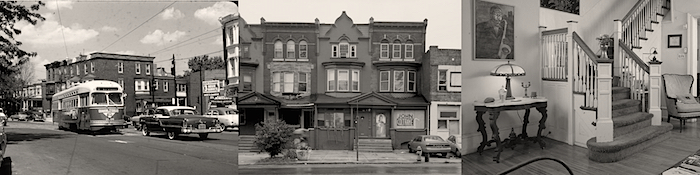 Trane House - Old Philly