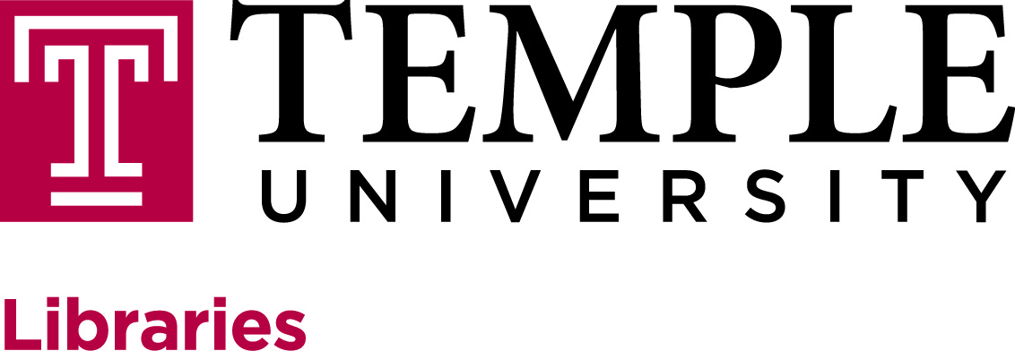Temple Library Logo