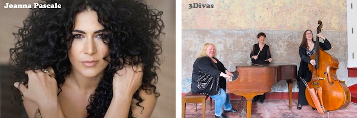 Joanna Pascale & 3Divas
