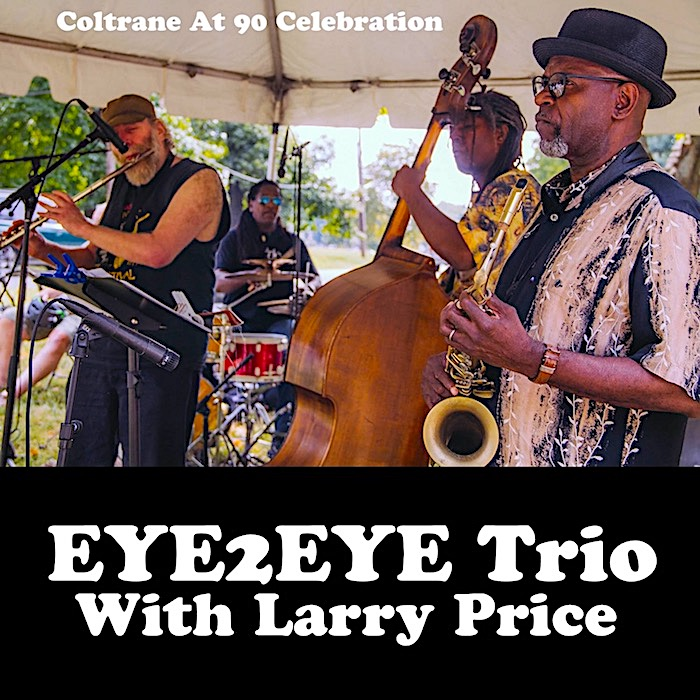 Eye2Eye Trio Jazz Walk