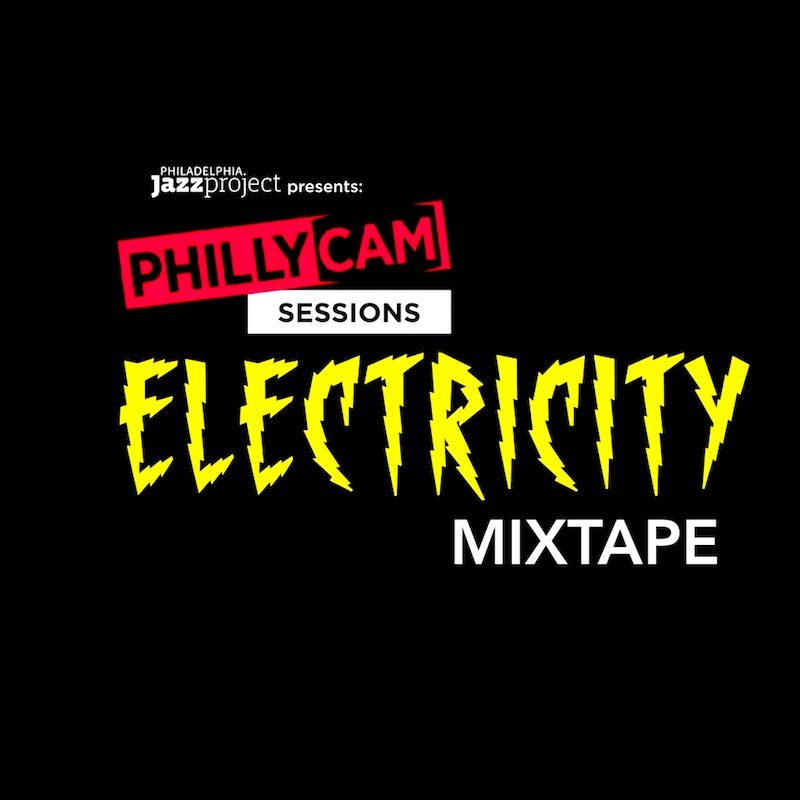 Electricity Mixtape Cover