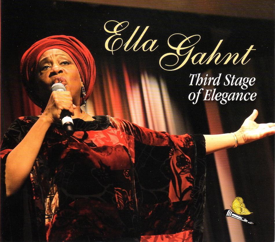 Ela Gahnt CD Cover