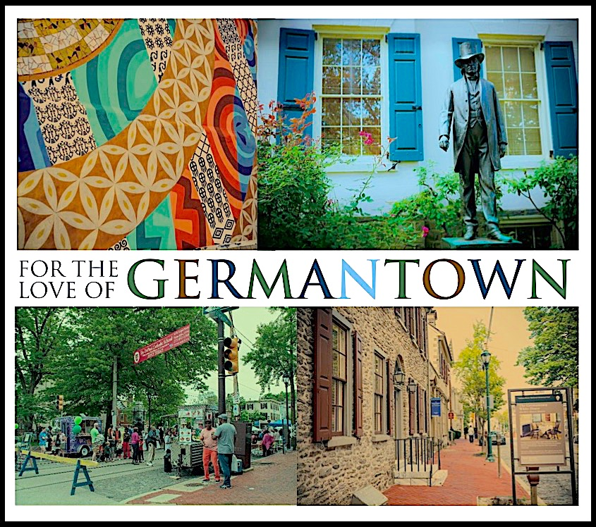 For the Love of Germantown CD Cover
