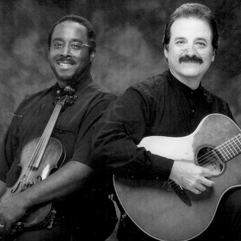 Steve Giordano and John Blake