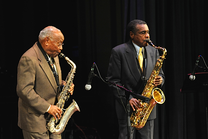 Tony Williams & Sam Reed