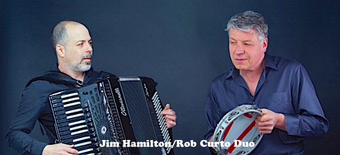 Jim Hamilton/Rob Curto Duo