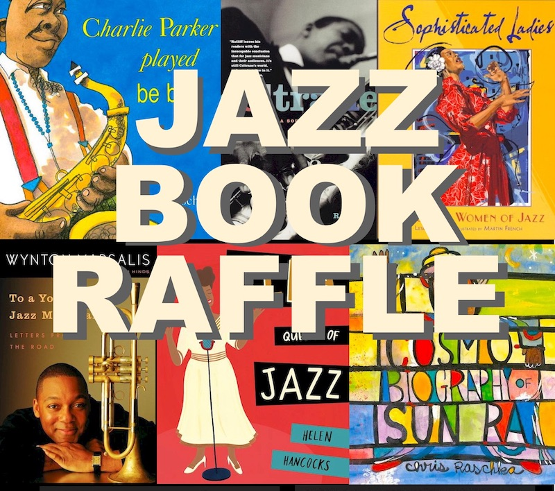 Jazz Book Raffle 2019