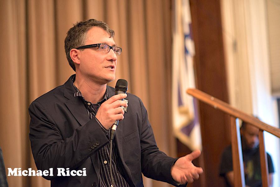 Michael Ricci - JazzIndustry Day