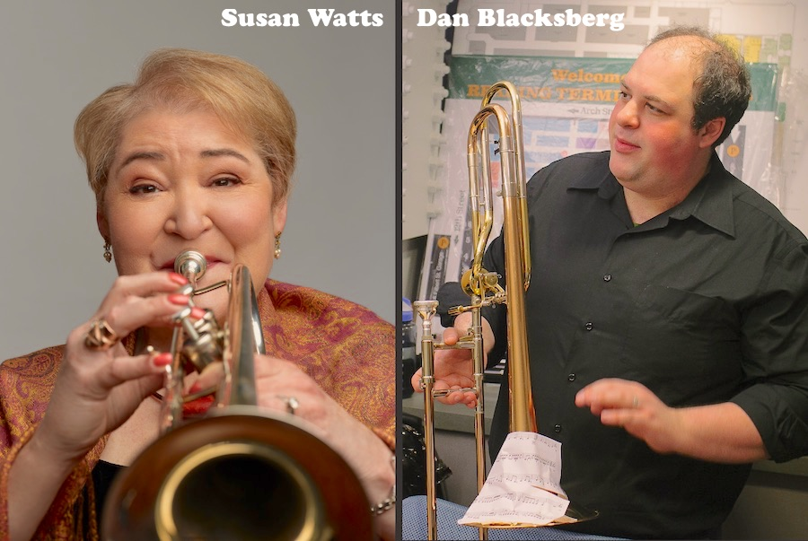 Klezmer Music - Susan Watts & Dan Blacksberg