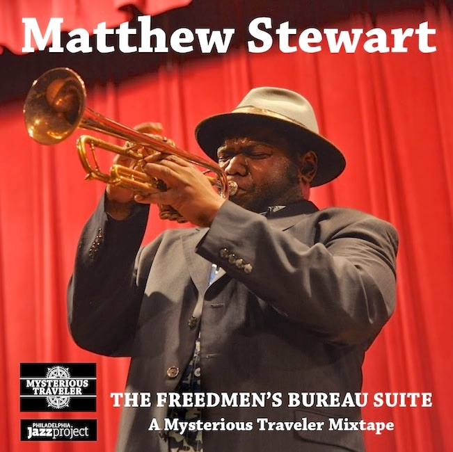 Matthew Stewart Mixtape Cover