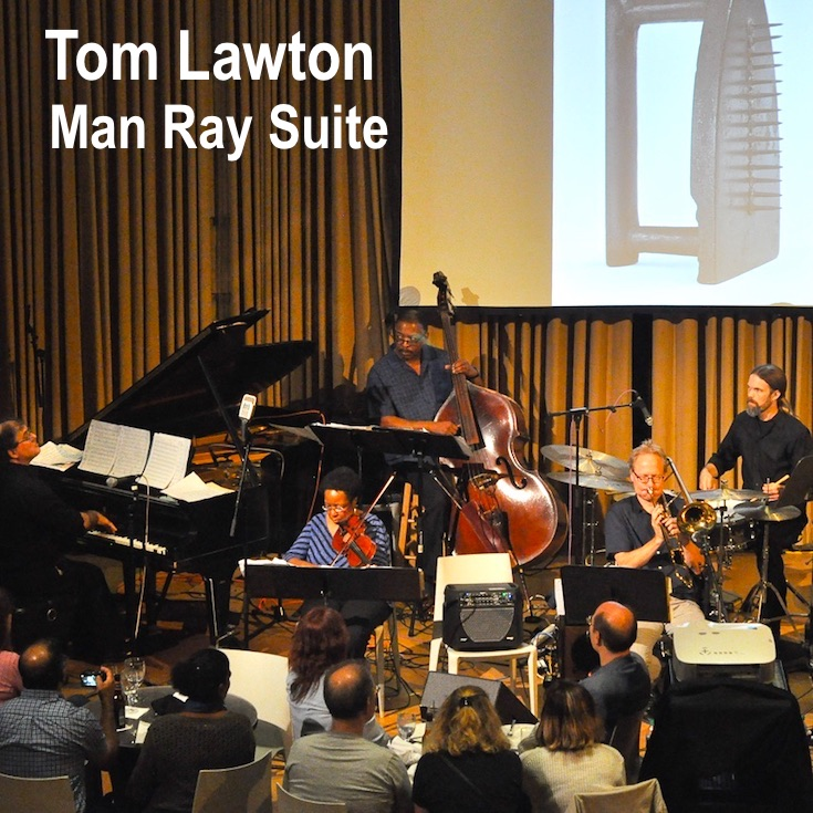 Man Ray Suite CD Cover