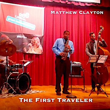 Matthew Clayton-The First Traveler