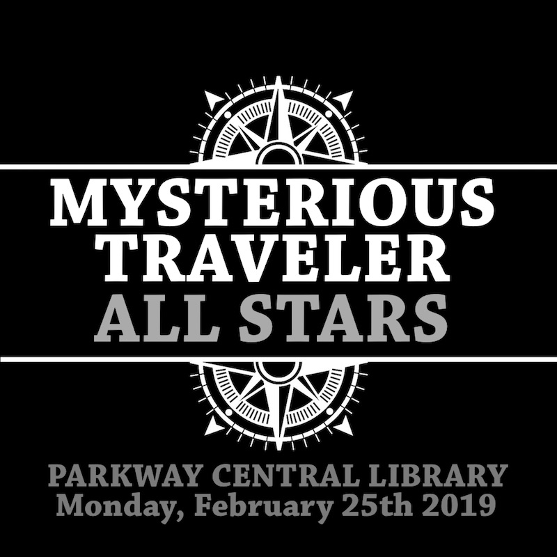 Mysterious Traveler All Stars
