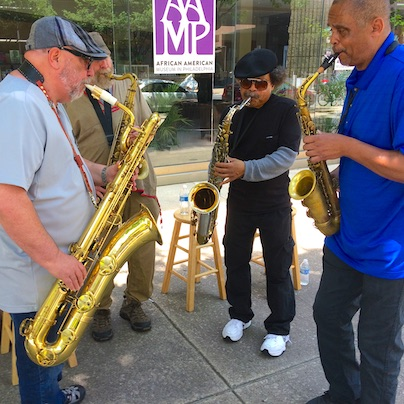 Old City Sax Quartet