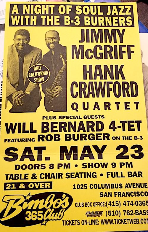 McGriff & Crawford Poster