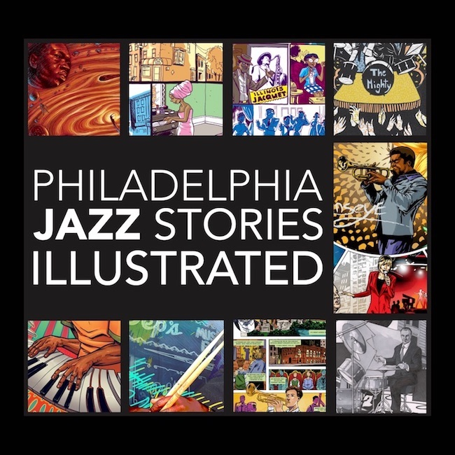 Phila Jazz Stories Book Cover