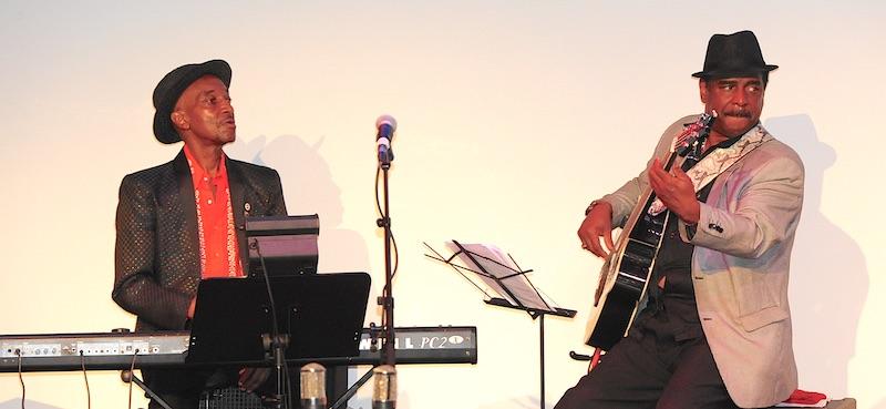 Alfie Pollitt And Tony TNT Jones