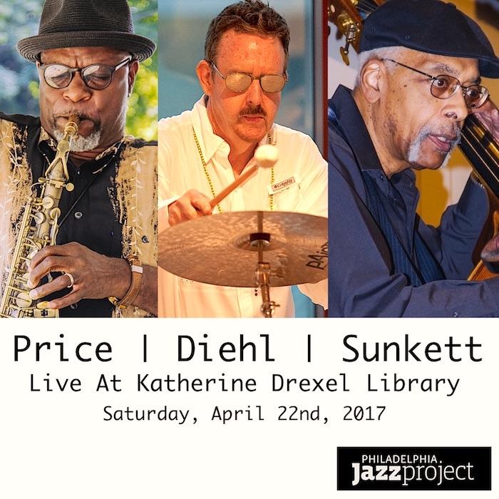 Price-Diehl-Sunkett Live At Katherine Drexel Library
