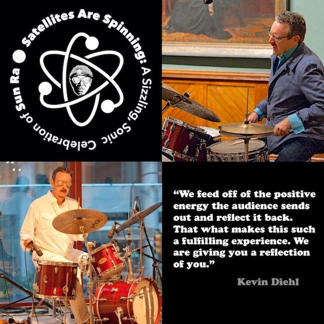 Satellites Kevin Diehl
