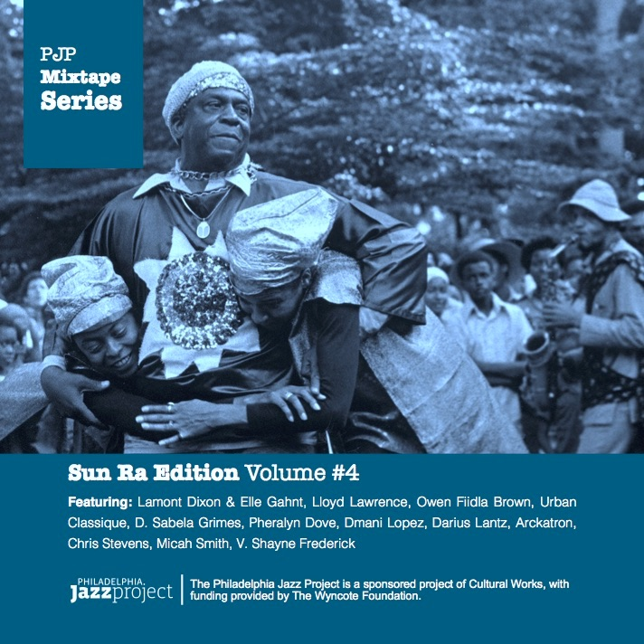 Mixtape 4 Sun Ra