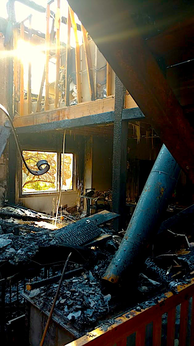 Michelle Lordi Fire