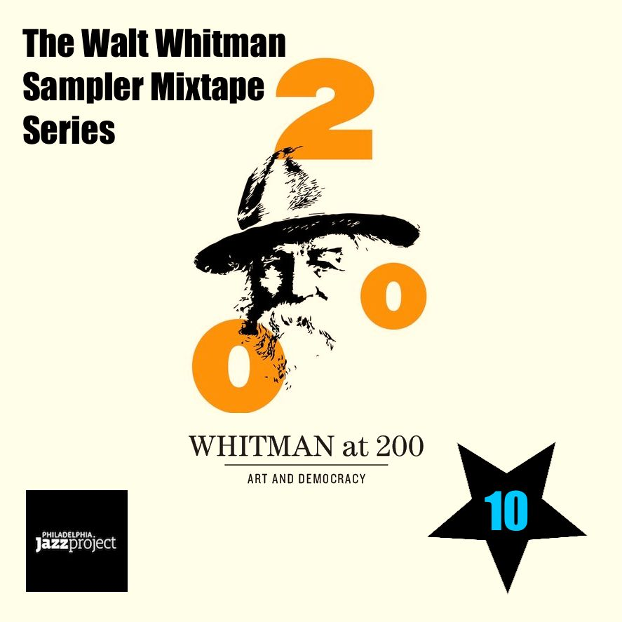 Whitman Sampler Mixtape Series #10