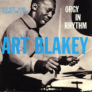 orgy rhythm