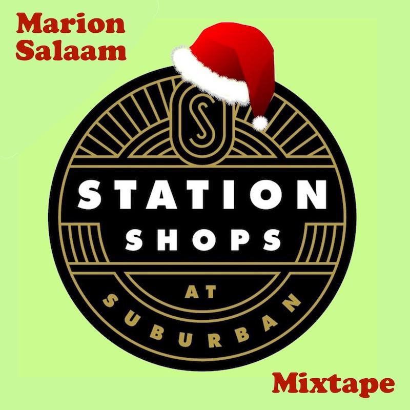 Marion Salaam Mixtape