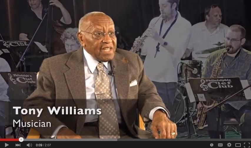 tony williams tv