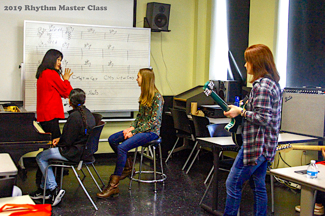 Key Of She Rhythm Master Class