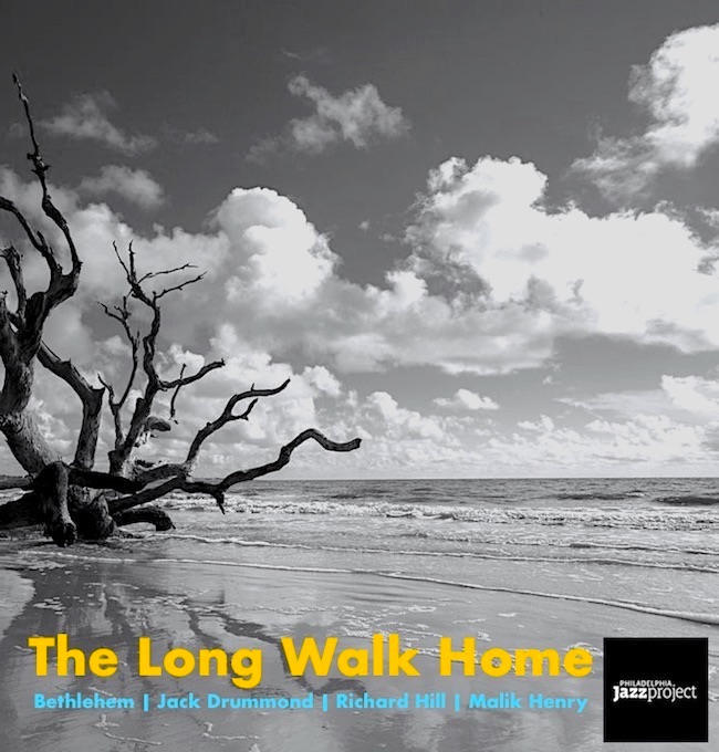 Long Walk Home Cover