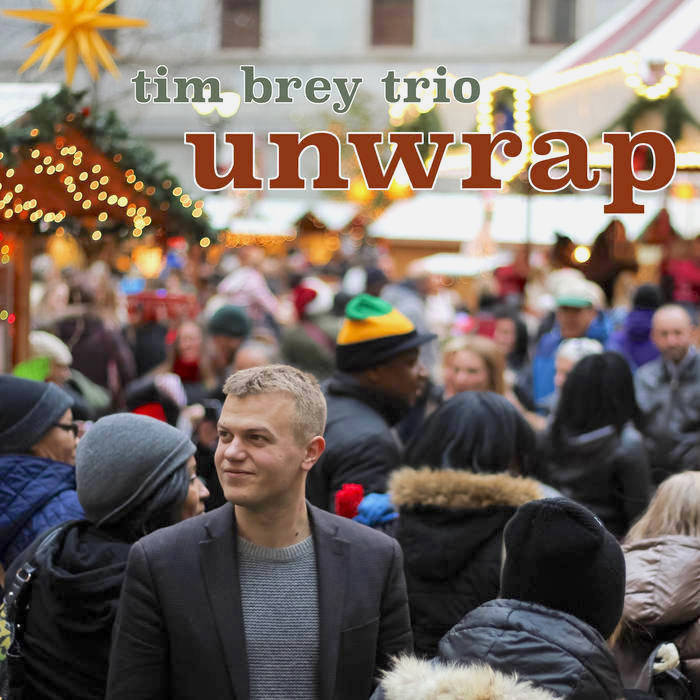 Tim Brey - unwrap Cover