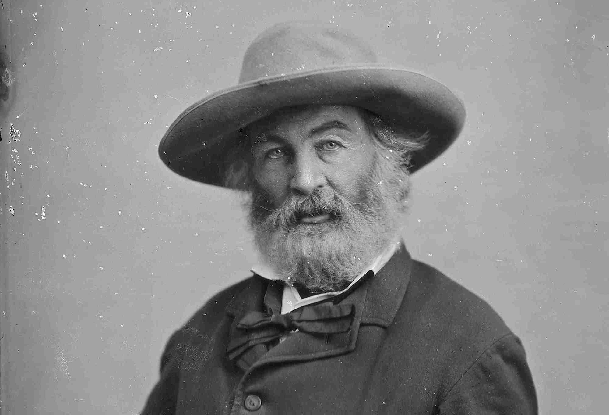 Walt Whitman 1