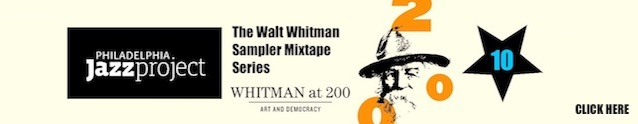 Whitman Mixtape Series wide banner